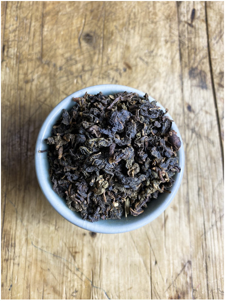 Gingembre Oolong