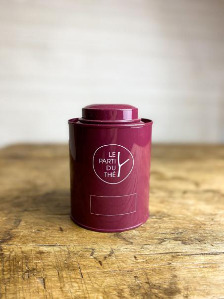 boite violette le parti du thé