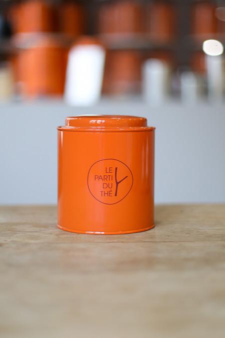 Boîte à thé signature