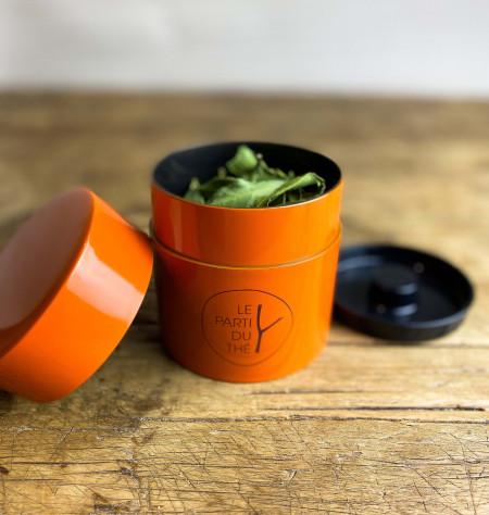 Boîte Laquée LPDT Orange