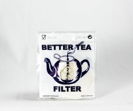 Filtre à thé chaussette coton Petite