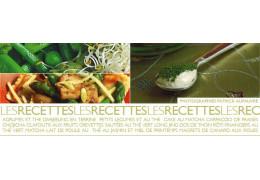 Crevettes sautées au thé vert Long Jing par Lydia Gautier